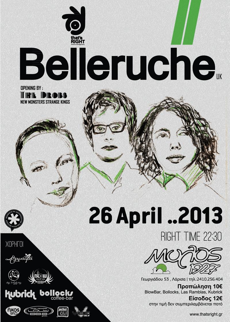 Belleruche Larissa 2013