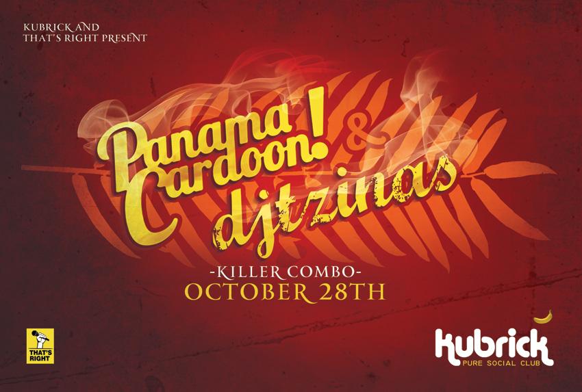Panama Cardoon & Dj Tzinas