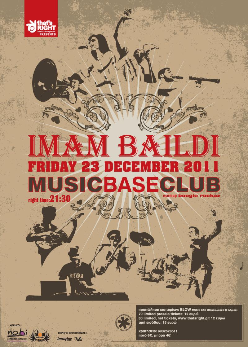 Imam Baildi Poster