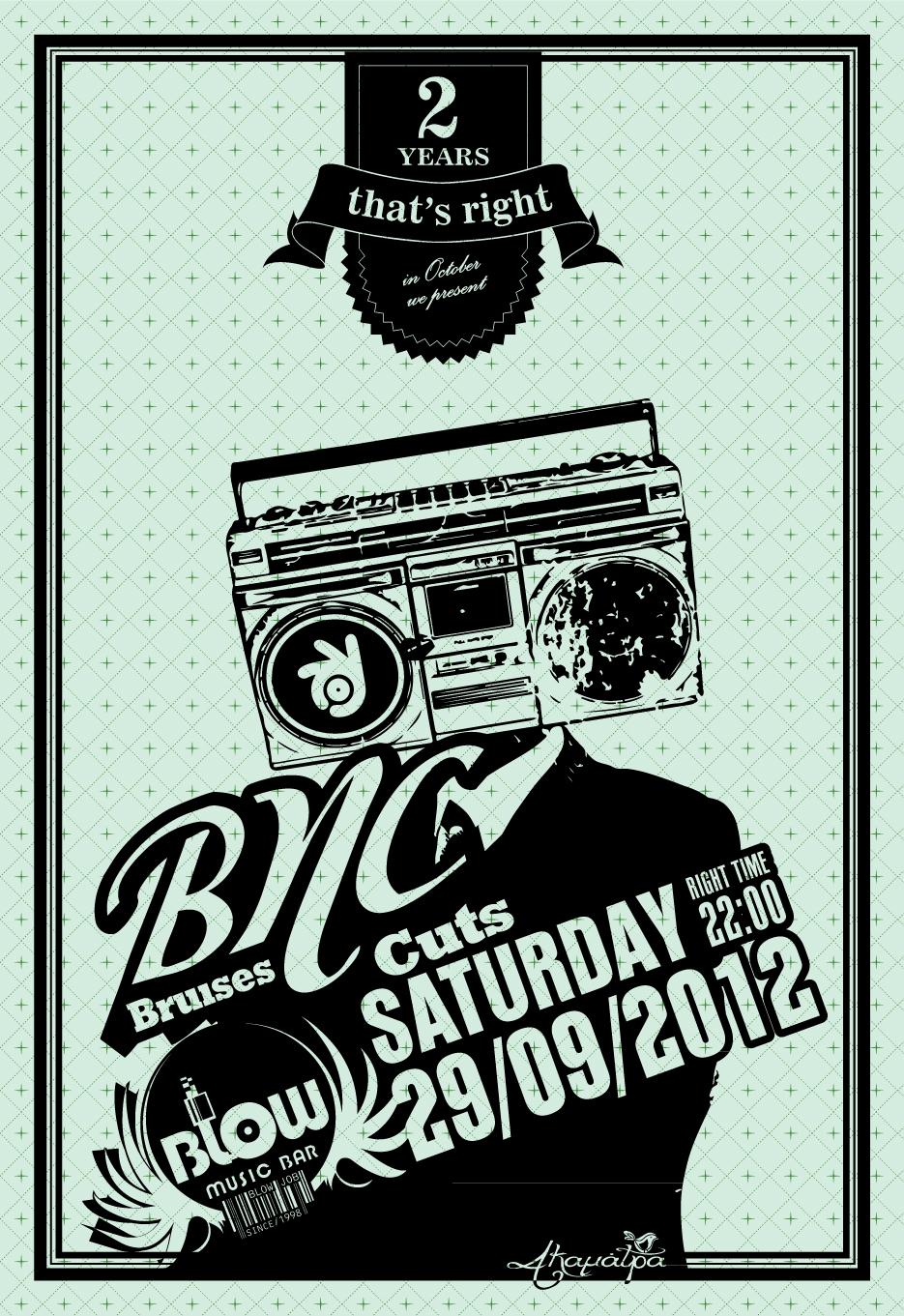 Bnc Blow 2012